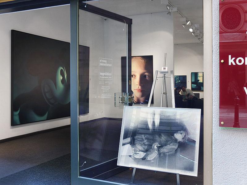 Chronik Galerie Kaiblinger Kunst Begegnung Wien